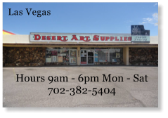 Las Vegas Hours 9am - 6pm Mon - Sat 702-382-5404