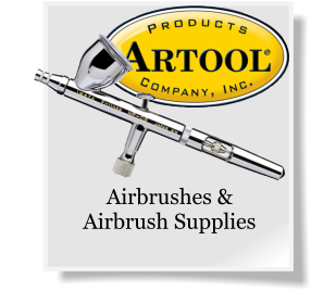 Airbrushes & Airbrush Supplies